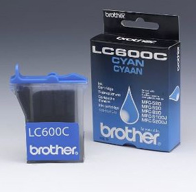 Brother LC 600C