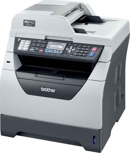 Imprimanta Multifunctionala Brother MFC-8380DN, 30 PPM, 1200 x 1200 DPI , Duplex, Retea, A4, Monocrom