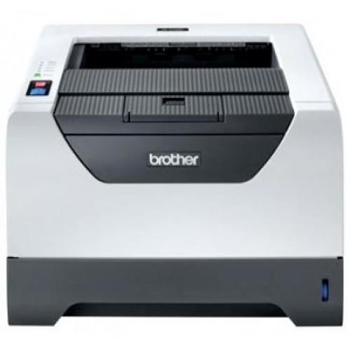 Imprimante Laser Brother HL-5340D, Monocrom, 32 ppm, 1200 x 1200, Duplex, USB