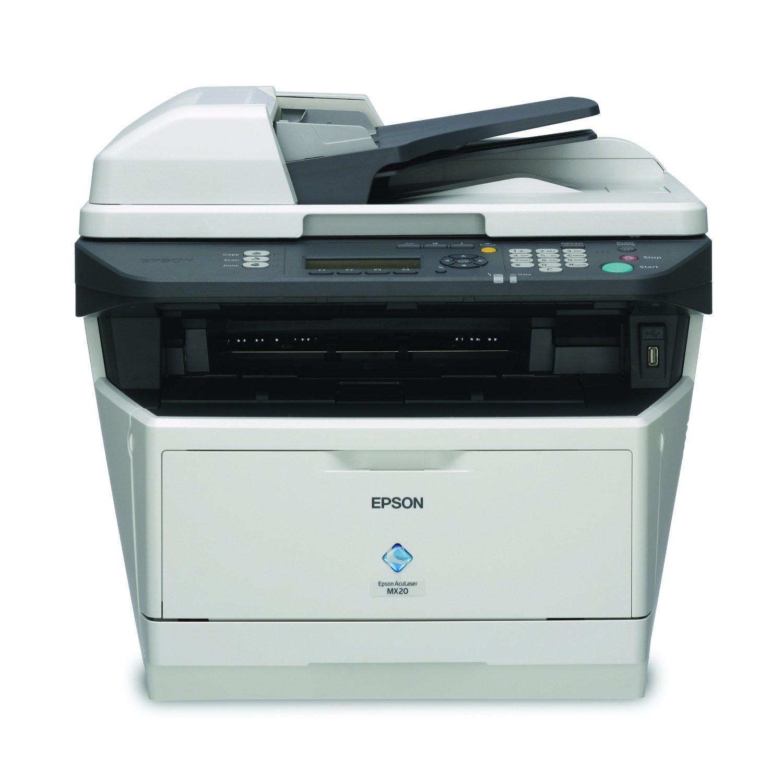 Multifunctionala EPSON MX 20, 28 ppm, Duplex, Retea, USB, 1200 x 1200, Laser, Monocrom, A4