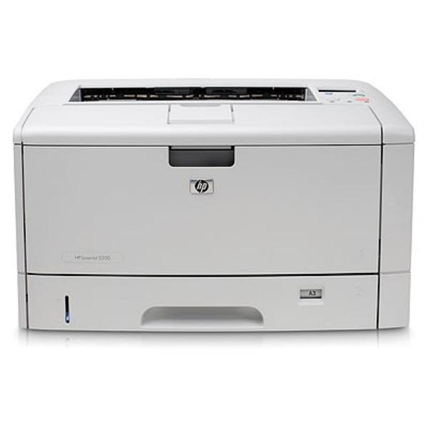Imprimanta A3 HP LaserJet 5200DN, 35 ppm, monocrom, 1200 x 1200 dpi, Duplex, Retea