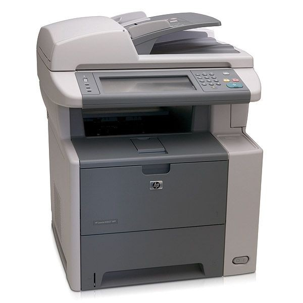 Multifunctionala Laser HP M3027, Monocrom, 27 ppm, Scanner, Copiator, Fax, USB, Retea