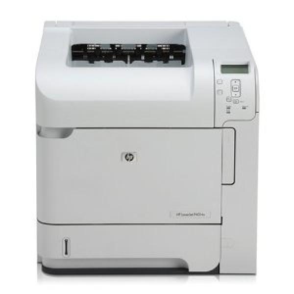 Imprimanta HP LaserJet P4014N, 45 ppm, Retea, USB, 1200 x 1200, Laser, Monocrom, A4 + Cartus NOU 10K