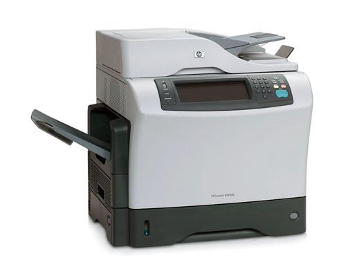 Multifunctionala HP LaserJet M4345 MFP, 45 PPM, 1200 x 1200, Copiator, Printer, Scanare, Retea, USB