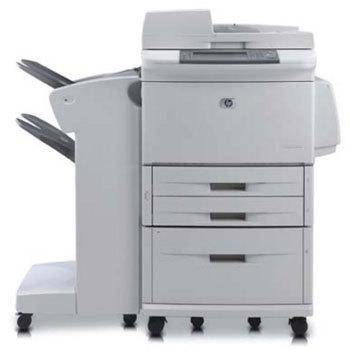 Multifunctionala HP M9040 MFP, 40 PPM, Retea, USB, 1200 x 1200, Laser, Monocrom, A3