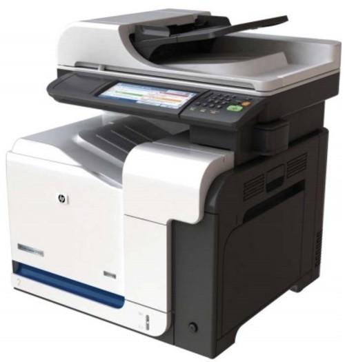 Multifunctionala HP LaserJet CM3530MFP, 31PPM, USB, Retea, 1200 x 600, Laser, Color, A4