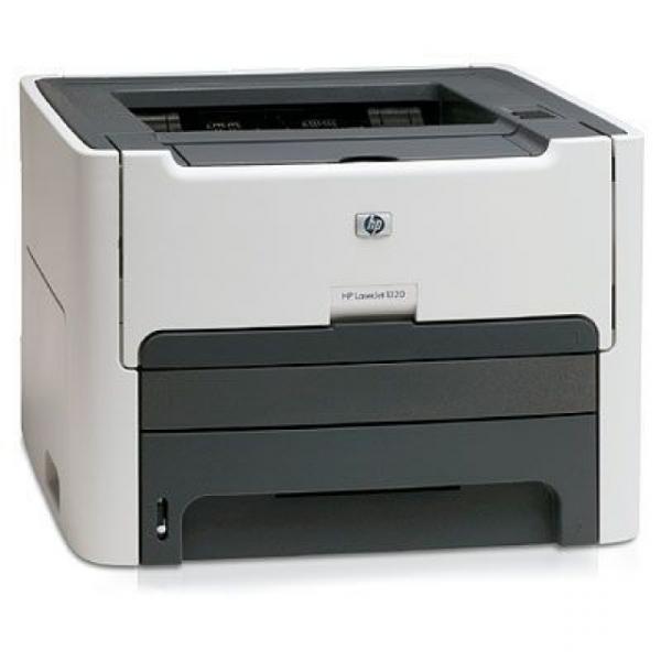 Imprimanta Laser A4 HP LaserJet 1320n, Monocrom, Retea, 22 ppm, USB