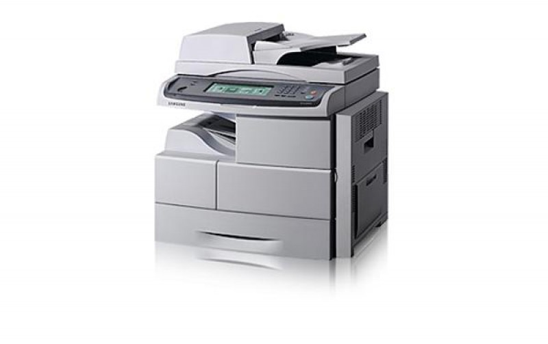 Multifunctionala laser monocrom SAMSUNG SCX 6345, Imprimanta, Copiator, Scanner, Duplex, Retea, 45 ppm